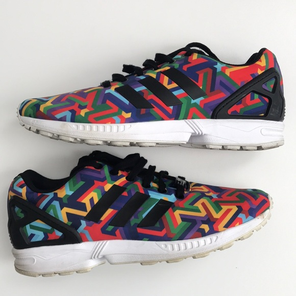 HP ⭐️ Adidas ZX Flux Torsion Running Shoes